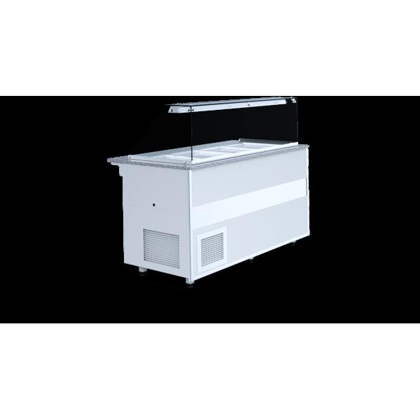 Igloo Gastroline 1.0 - Cold Storage Counter Cooling racks