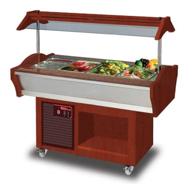 SB-C 120 - Chilled salad bar Salad refrigerator