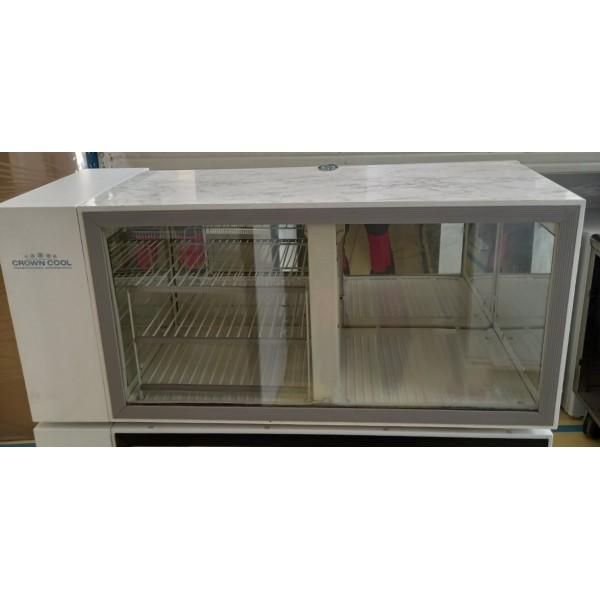 Crown Cool L135 refrigerated display case Glass door fridges