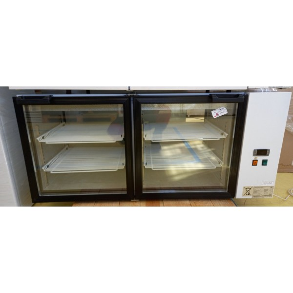 Crown Cool T185 refrigerated display case Glass door fridges