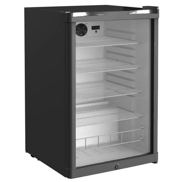 DKS 142 Glass door cooler Glass door fridges