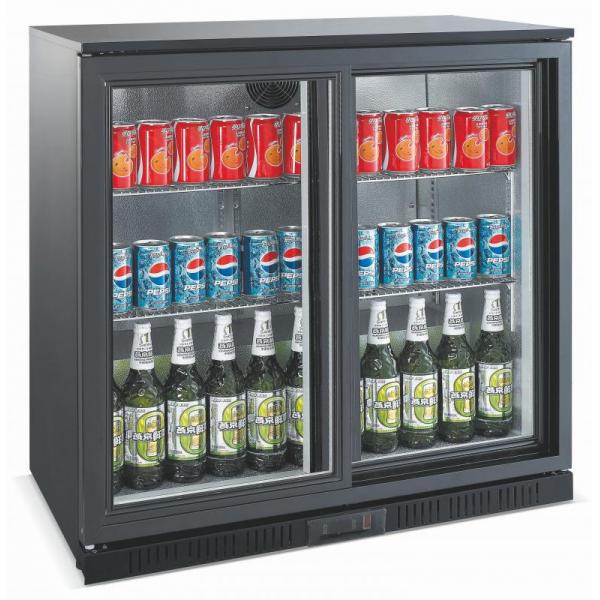 LG-208S LED - Bar Cooler Glass door fridges