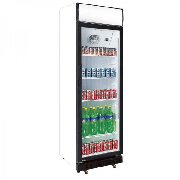 LG360X - Glass door refrigerated display case Glass door fridges