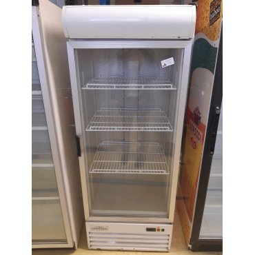 Refrigerator with glass door 350 L Coolers
