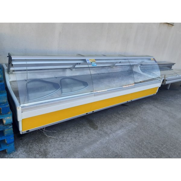 delicacy counter   3.8 m, Without machinery Refrigerated counter