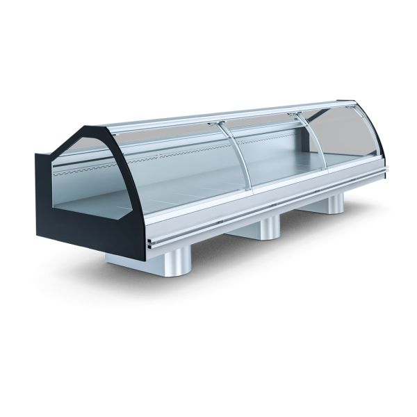 Igloo Proxima 1.25 - Dough cooler - Installed mechanical design Refrigerated counter