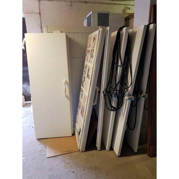 Cooling chamber door 72 cm Walk-in freezer / chiller