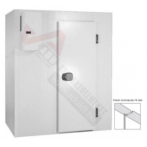 Cooling chambers - Tecnodom 154x154x214 cm Walk-in freezer / chiller