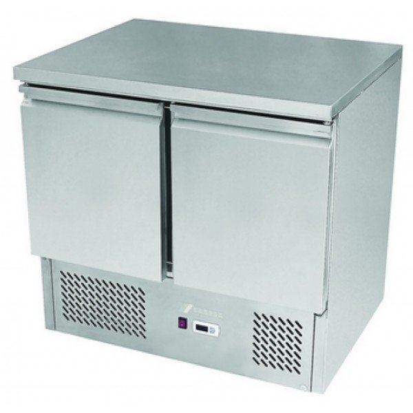ESL3801 INOX - Cooled worktable Refrigerated bench / table