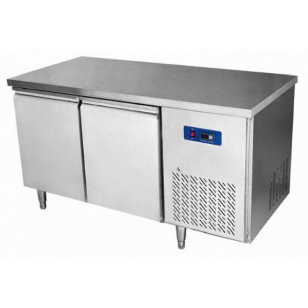 EPF3422 - 2-door refrigerated worktable Refrigerated bench / table