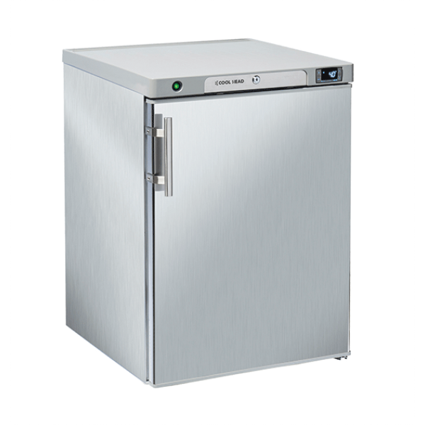 Standing refrigerator 200 liters Background coolers