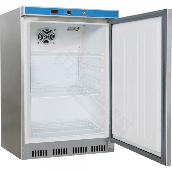 Eco cool stainless steel counter - 130 liters Background coolers