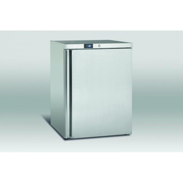 SK 145 - Stainless steel refrigerator Background coolers