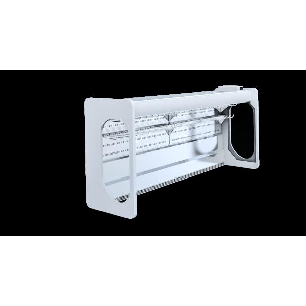 Igloo Milosz 2 / 1.0 - Wall-mounted fridge cooler - Installed mechanical Milk Coolers / Wall racks