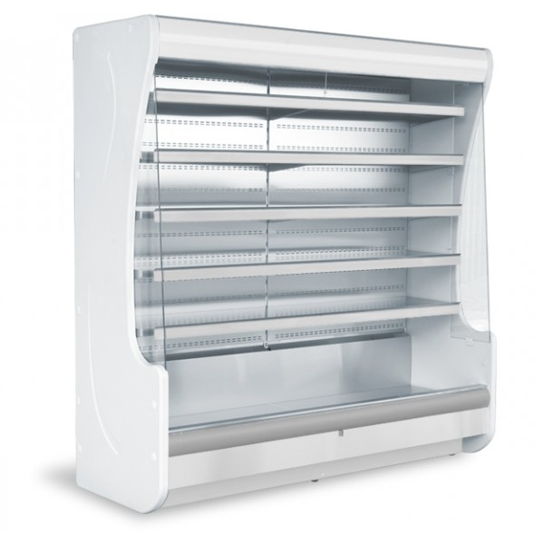 Igloo Paros 1.0 Chilled Wall Mounted -Installed Mechanical Design Milk Coolers / Wall racks