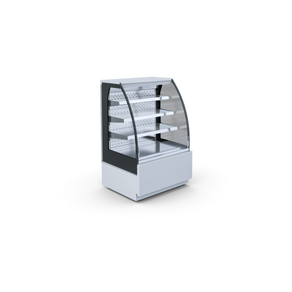 Igloo Petro 0.6 Open - mini refrigerated wall fire - With internal cooling unit Milk Coolers / Wall racks