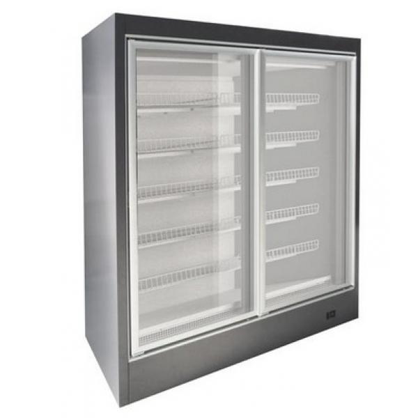 SMI Indus 05 REM 2D | Freezer wall shelf Milk Coolers / Wall racks