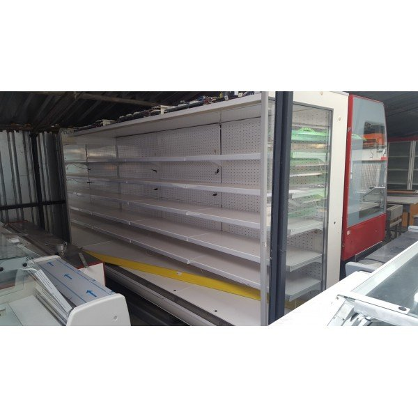 Milk Cooling / 3.8 m wall counter Milk Coolers / Wall racks