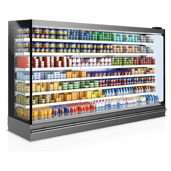 Igloo Vario 1.25 80H, refrigerated wall mounted - install aggregator Milk Coolers / Wall racks