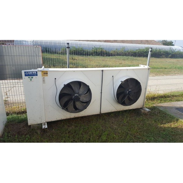 2 condenser with fan Cooling aggregates / Engineer you
