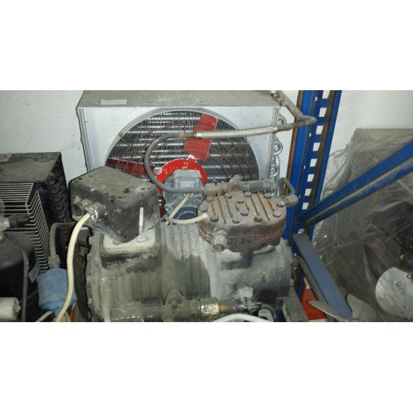 Refrigeration mechanics (157)  Cooling aggregates / Engineer you