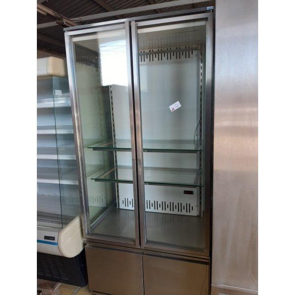 Smoked refrigerator Coolers