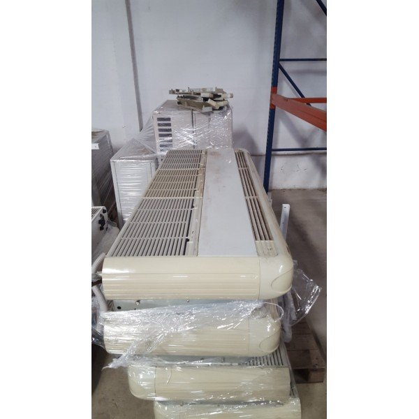 McQuay Air conditioning (external and internal) Climes