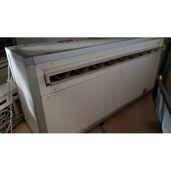 Tekadoor N 1501 K - Air curtain - 100 cm Cooling aggregates / Engineer you