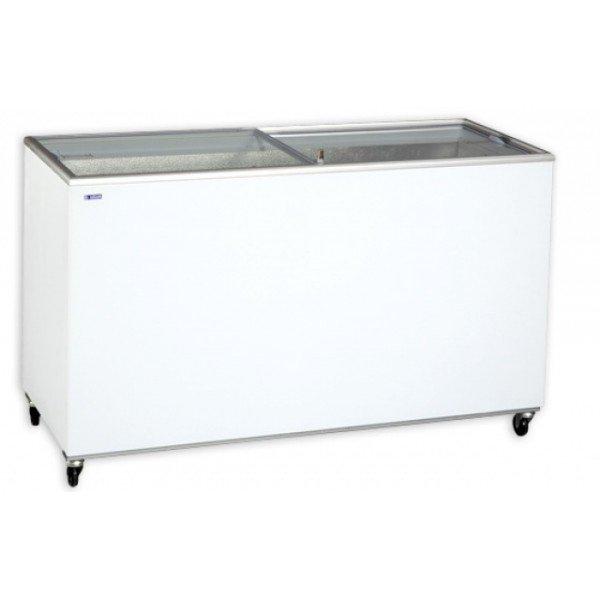 UDD 500 SC Chest freezer with sliding glass door Chest freezers