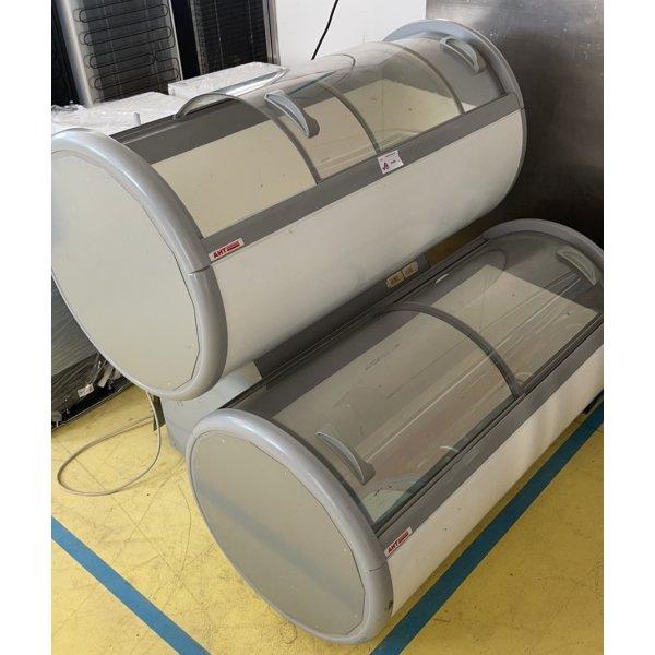 AHT cylindrical ice cream freezer Ice cream freezer
