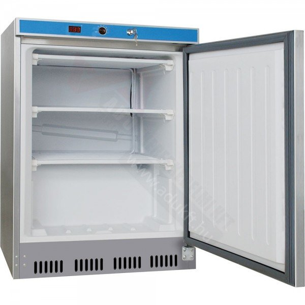 Eco stainless steel freezer - 130 liters Freezing cabinets