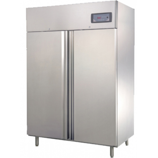 GNF1400L2 - Two-door stainless steel refrigerator Freezing cabinets