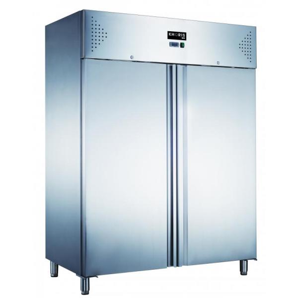 KH-GN1410BT-HC | Full door stainless steel freezer Freezing cabinets