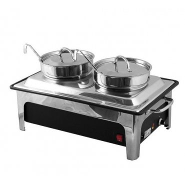Soup Electric Chafing GN 1/1 Soup warmers