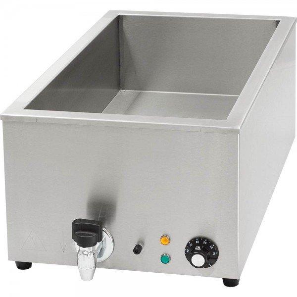 Bain Marie GN1 / 1-150 - water-bath warmer Counter top