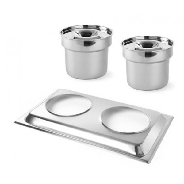 Chafing soup line conversion kit Soup warmers