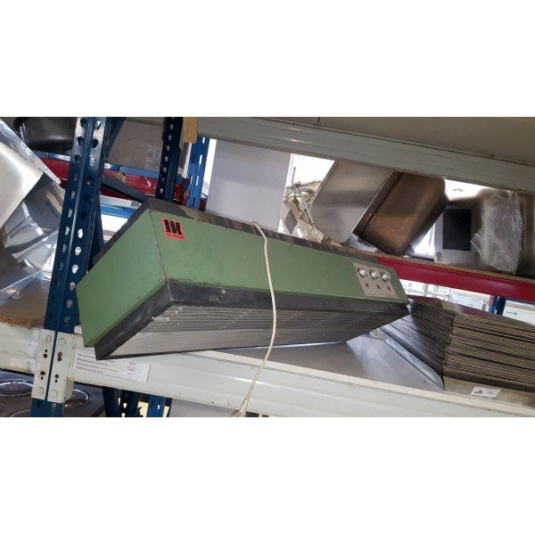 Infrared warmer - JK Solarium Bermuda 300 Counter top