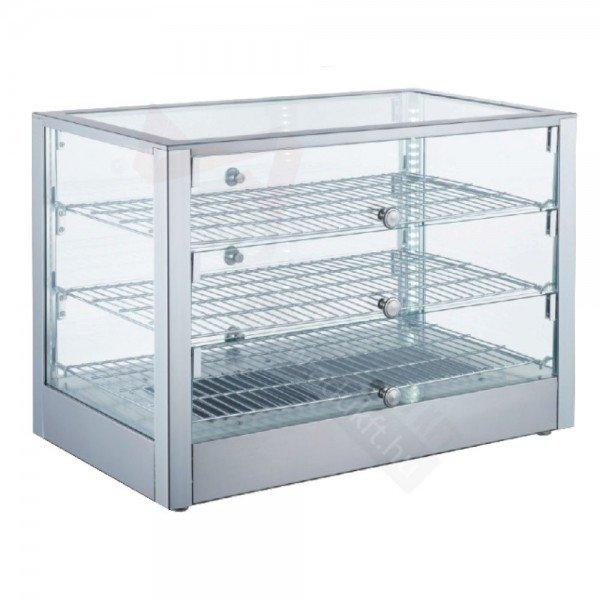 Self-service storage cupboard - Large Double Counter top