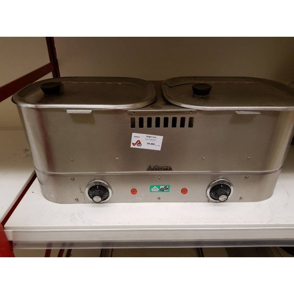 Table warmers - 2x8 liters Counter top