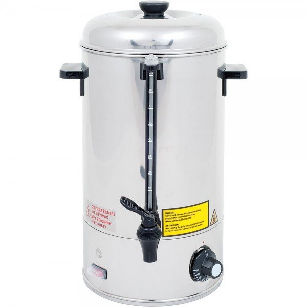 SG Wine kettle, tea, water, coffee dispensers of 10 liters Hot beverage dispenser