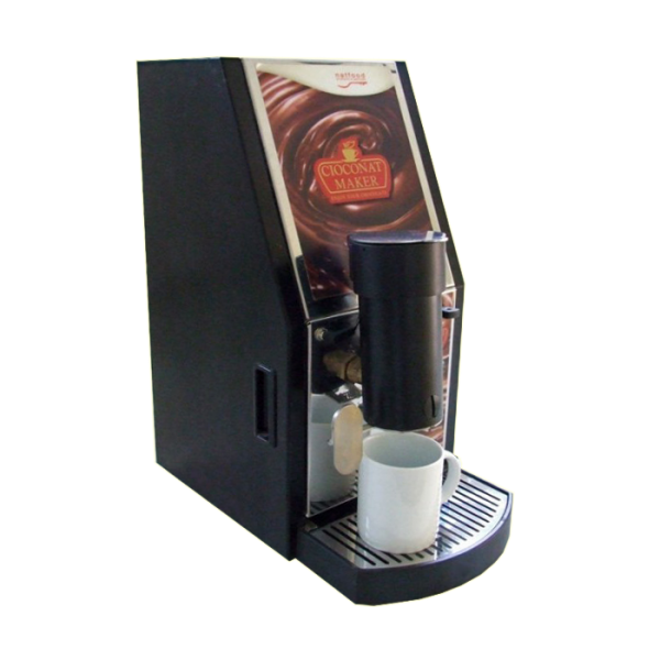 DalTio naphthoate hot chocolate vending machine  Beverage dispensers