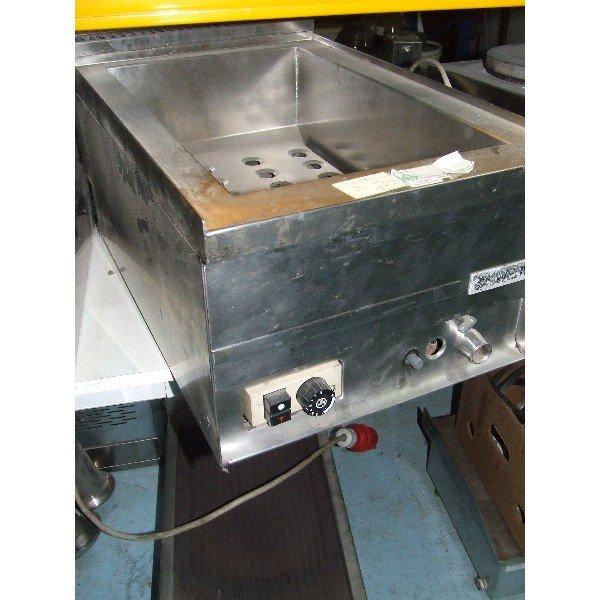 Tabuľka teplejšie vodný kúpeľ (plyn), GN1 / 1 - 150  Soup warmers