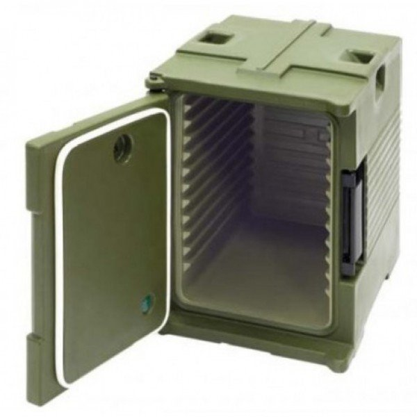 GN1 / 1 thermocouple with hinged door Thermobox