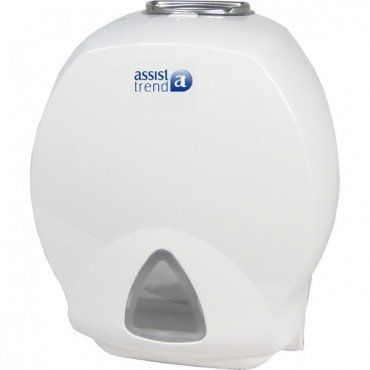 Assist-Trend toilet / toilet paper dispenser  Feeders