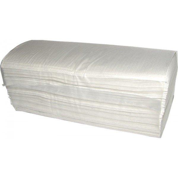 Folded paper towels, one meadow, V250 flat -. Brunette  Feeders