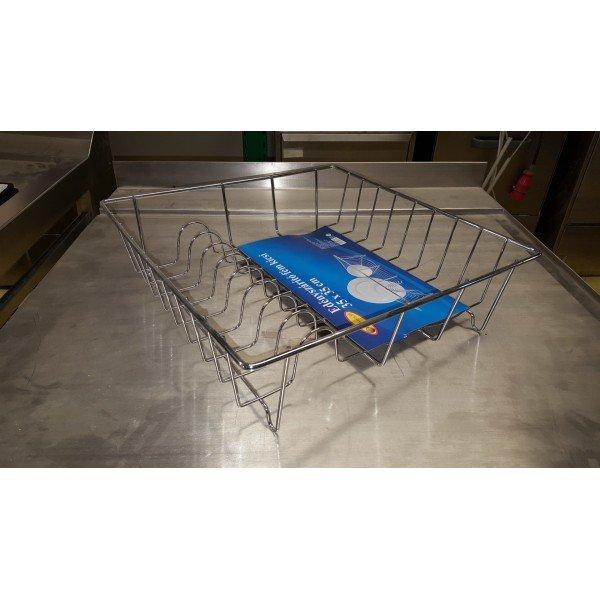Metal drip basket - 35x35 cm Dishwasher