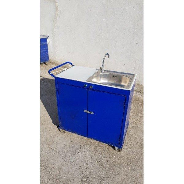 Mobile Washing Machine Wall mount handwash sink