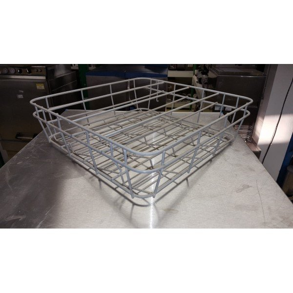 Metal washing basket - 40x40 cm Dishwasher