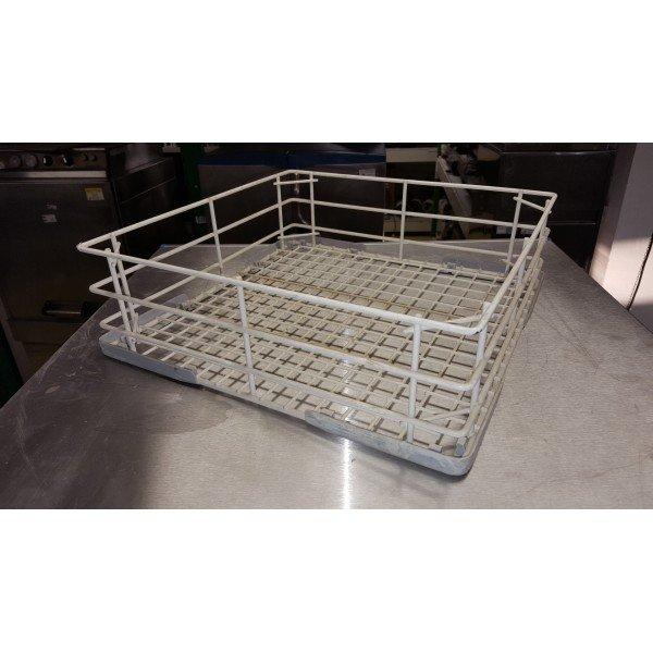 Metal washing basket - 35x35cm Dishwasher
