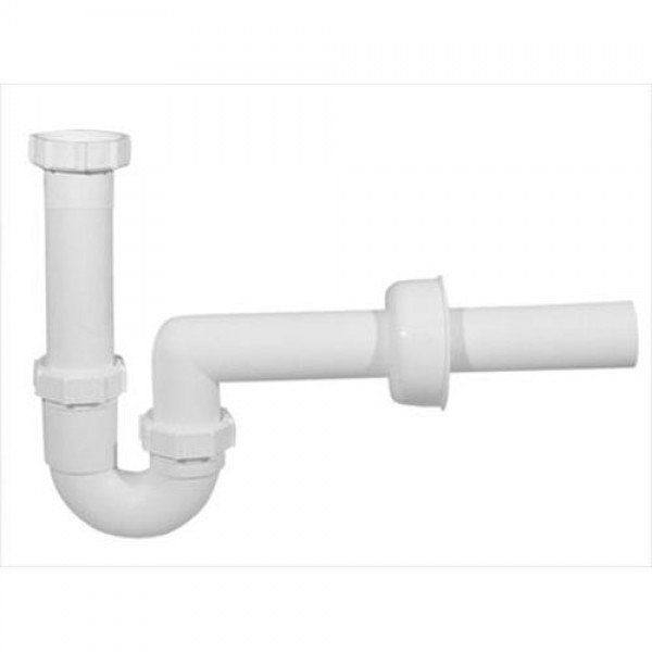 Plastic pipe sump for single basin sink and hand wash Other